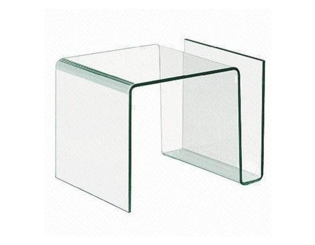 Comprar mesas de centro de sal n baratas online - Mesa baja cristal ...